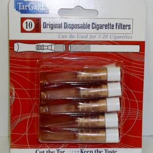 TarGard Disposable Cigarette Filter