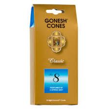 Incense – Gonesh Cones #8