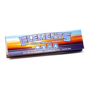 Cigarette Papers – Elements