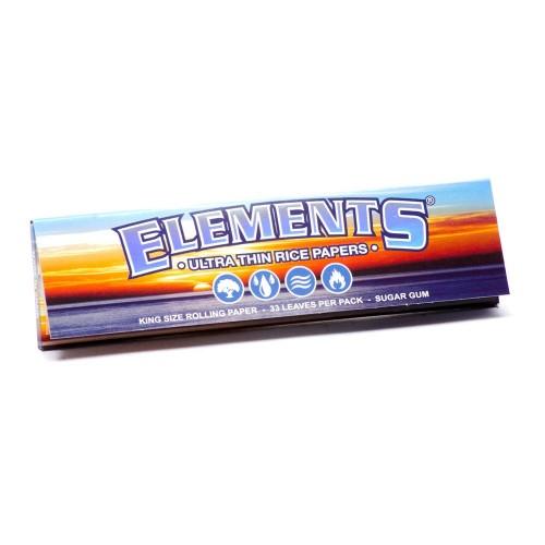 Cigarette Papers – Elements