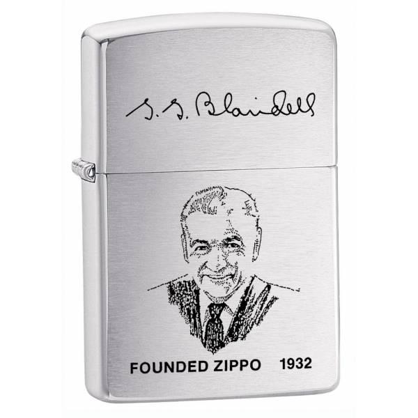 Zippo Founder's Lighter
