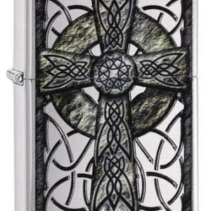 Zippo Celtic Cross
