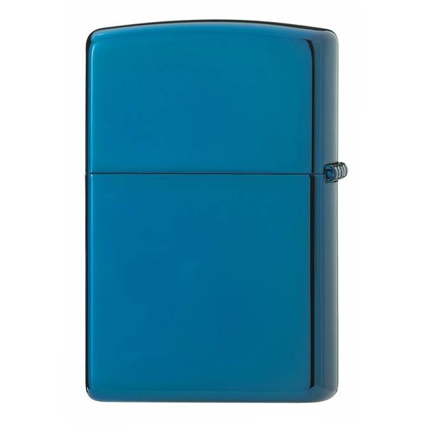 Zippo High Polish Blue