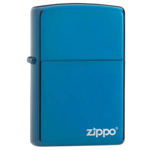 Zippo Sapphire Logo