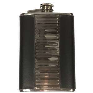 Flask Decorative Black