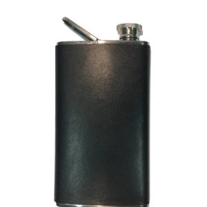 Leather Flask Cigar Holder