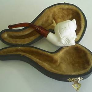 Meerschaum – Mini Sultan with Case