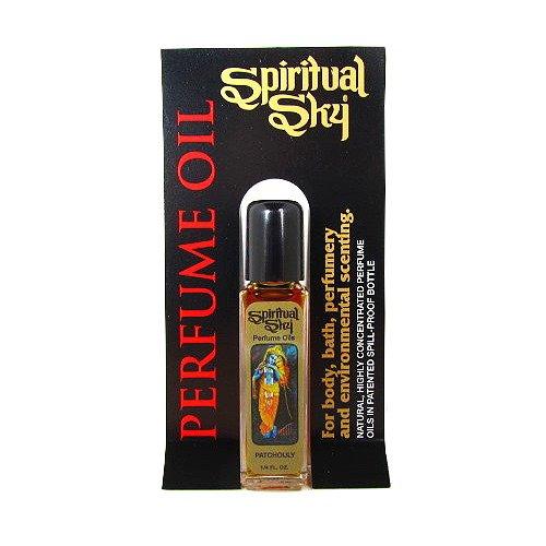 Spiritual Sky Perfume Oil