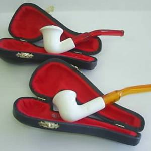 Meerschaum – Mini Calabash with Case