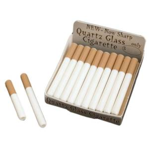 Cigarette – Quartz Glass – Large
