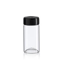 Jar with Black Pressure Lid