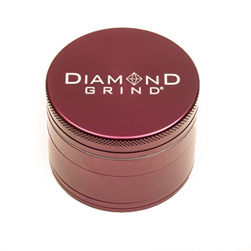 Diamond Grind Anodized 50mm