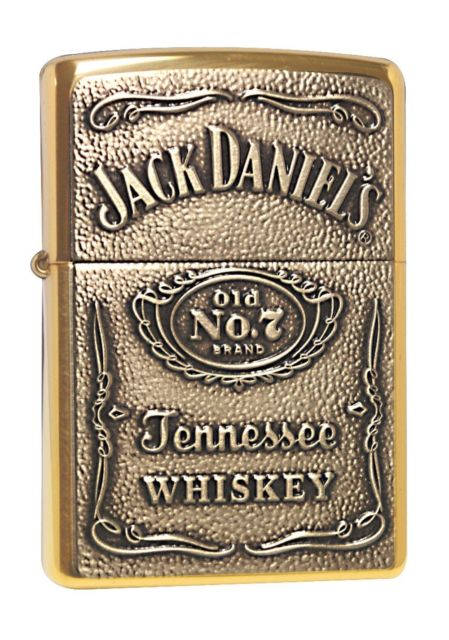 Zippo Jack Daniels Logo