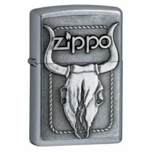 Zippo Gold Design Western