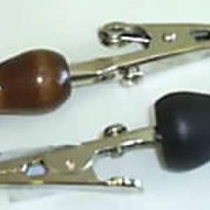 Wood Stubby Roach Clip