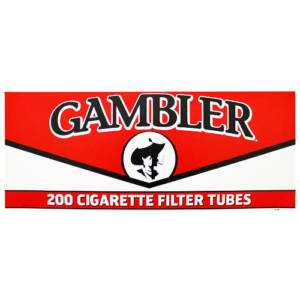 Cigarette Filter and Tubes – Gambler
