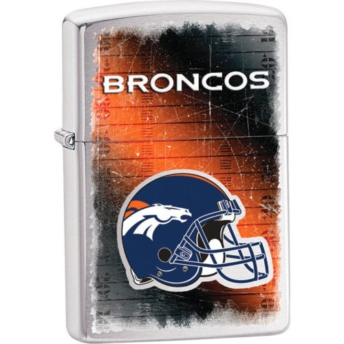Zippo NFL Broncos