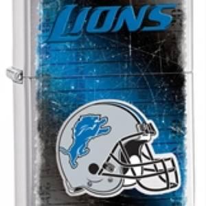 Zippo NFL Lions