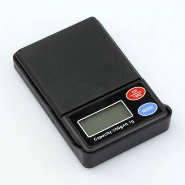 WeighMax Black Box W-BX650