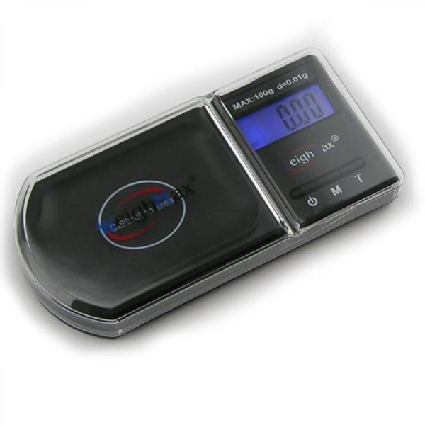WeighMax Pocket Scale W-DX100