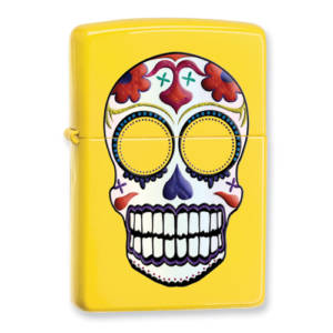 Zippo Day of the Dead