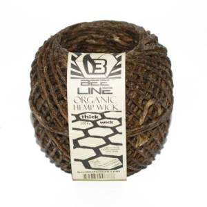 Beeline Hemp Wick 200ft
