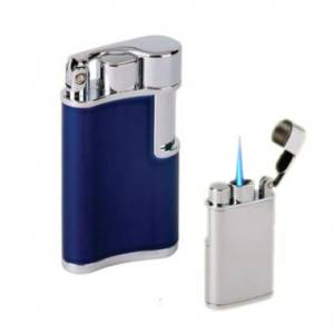 Vector Flask Blue Chrome