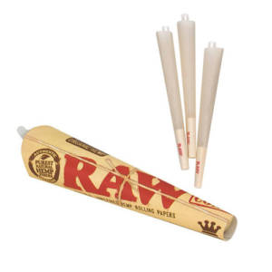 RAW Cones King Size 3-Pack