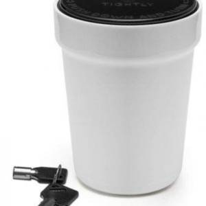 88 Dram Lockz Key Lockable High Security Jar