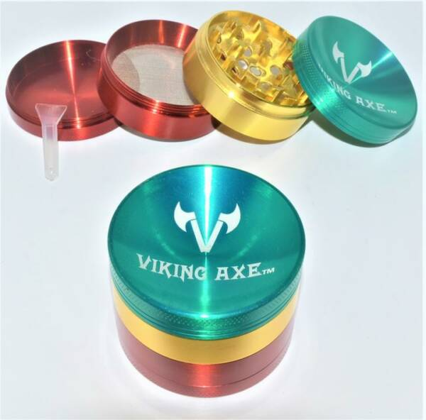 Viking Axe Rasta