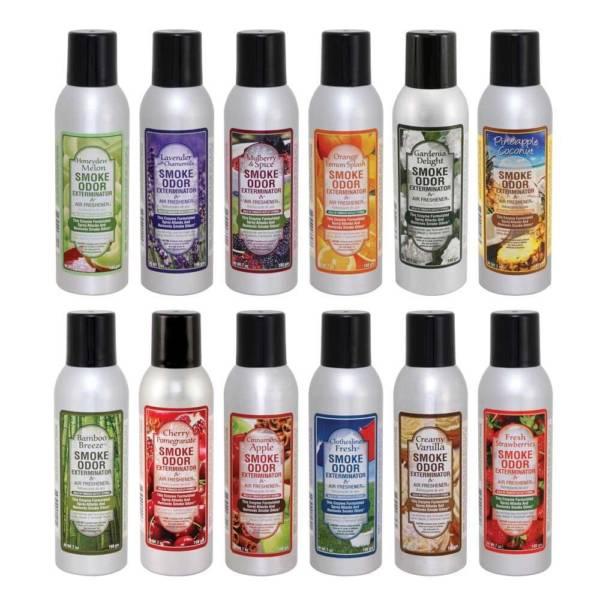 Smoke Odor Exterminator Spray