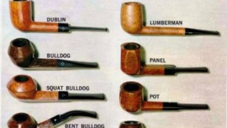 Common Pipe Shapes