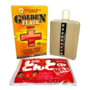 Golden Flask Synthetic Urine