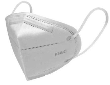 KN95 Face Mask Single