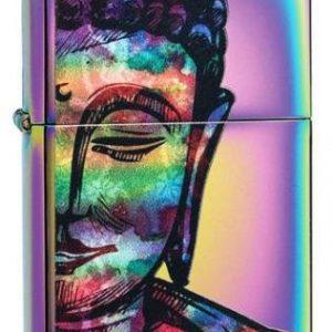 Zippo Bright Budda Design