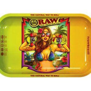 RAW BRAZIL ROLLING TRAY 2