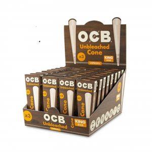 OCB Kingsize Virgin Pre-Rolled Cones